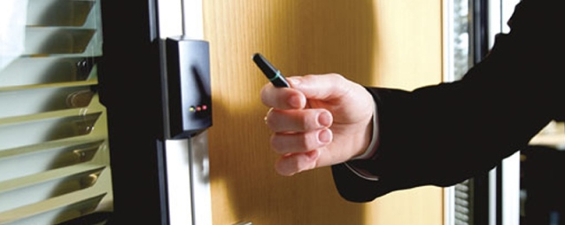 Equipment for access control systems